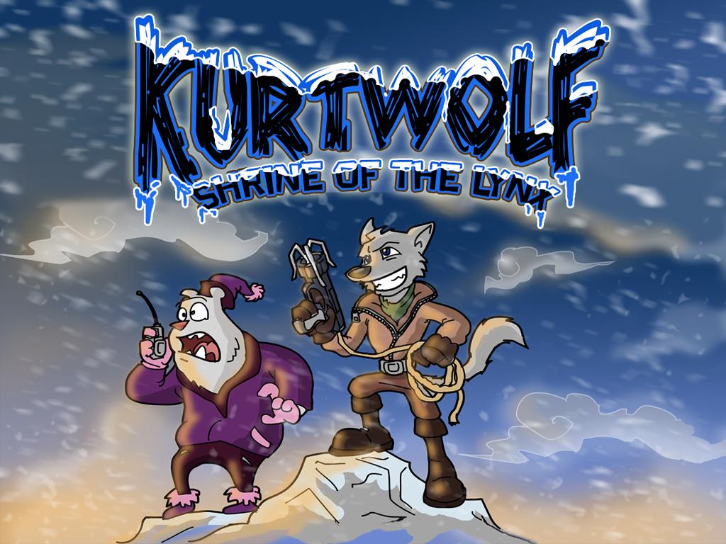 Kurt Wolf: Shrine of the Lynx